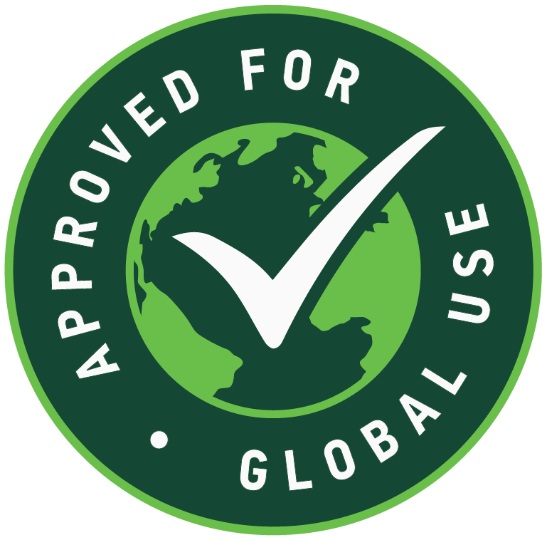 Approved for Global Use Mark