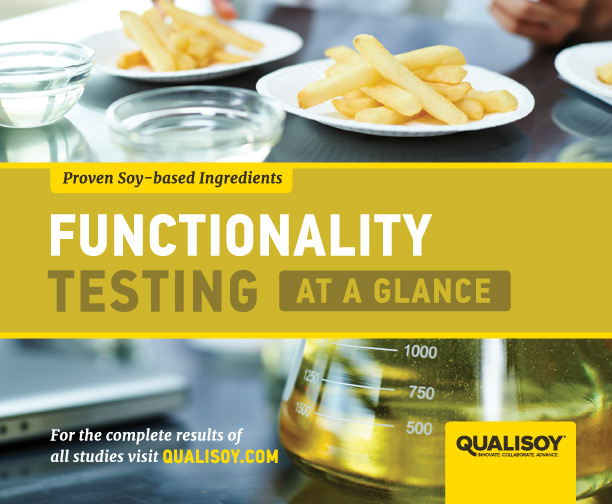 Proven Soy-based Ingredients | Functionality Testing at a Glance