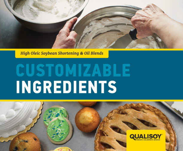 High Oleic Soybean Shortening & Oil Blends | Customizable Ingredients