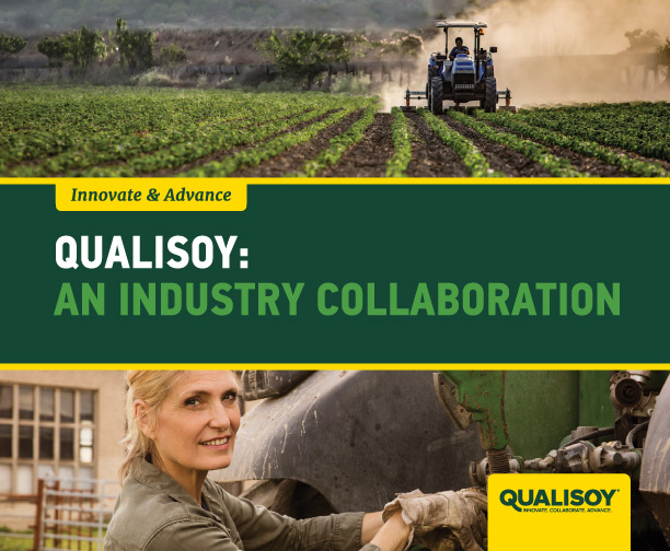 Innovate & Advance | QUALISOY: An Industry Collaboration
