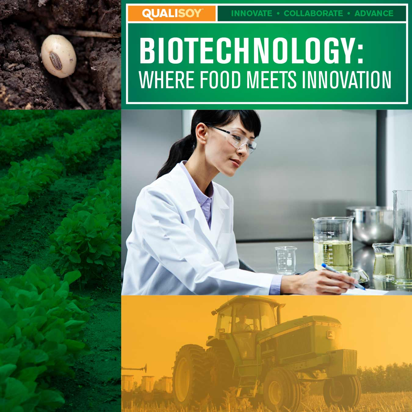 Biotechnology: Where Technology Meets Innovation
