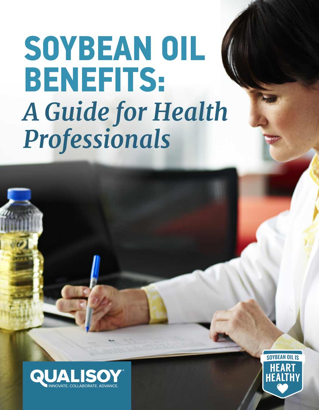Soybean Oil Benefits: A Guide for Health Professionals